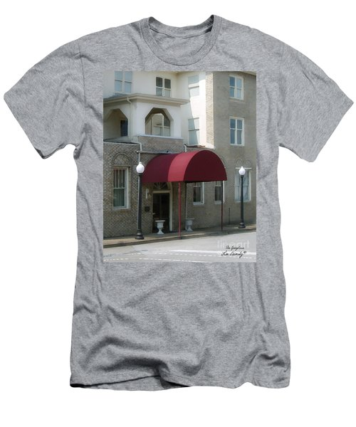 The Greystone Hotel Men's T-Shirt (Athletic Fit)