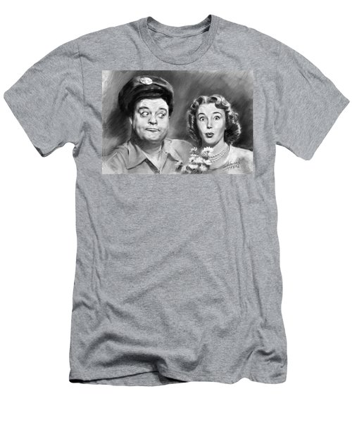 The Honeymooners Men's T-Shirt (Athletic Fit)