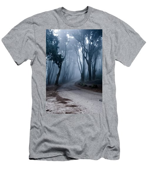 The Last Road Men's T-Shirt (Athletic Fit)