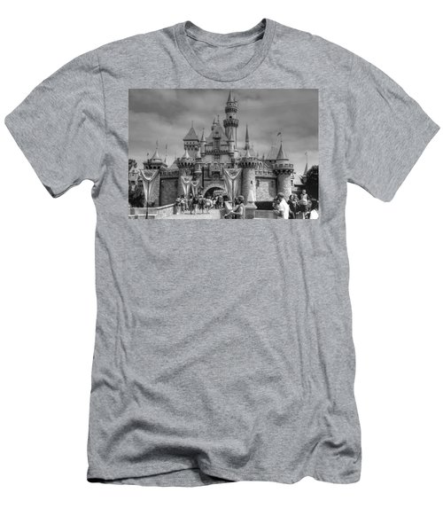 The Magic Kingdom Men's T-Shirt (Athletic Fit)
