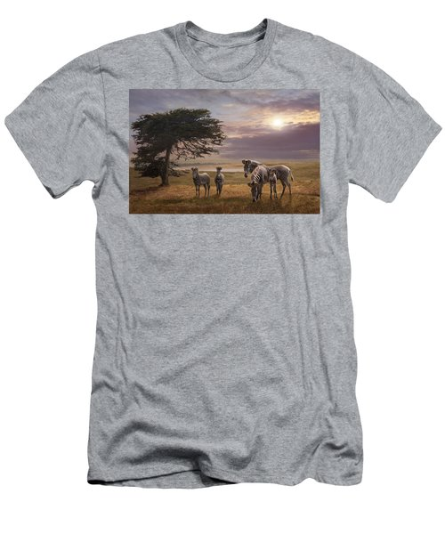The Mane Event Men's T-Shirt (Athletic Fit)