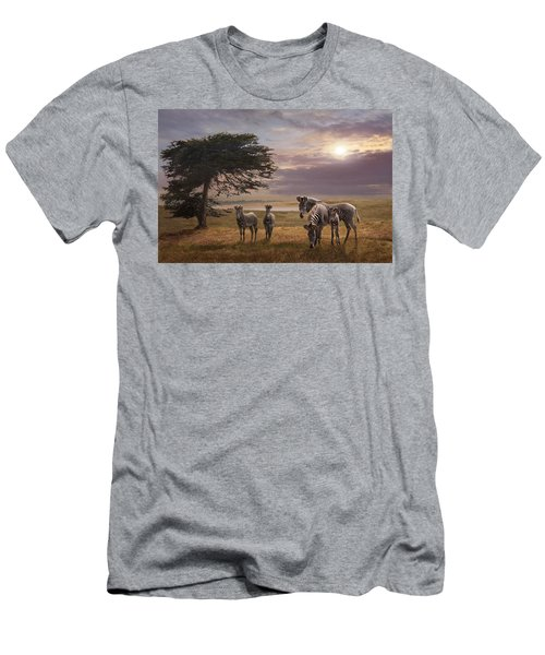 The Mane Event Men's T-Shirt (Slim Fit)