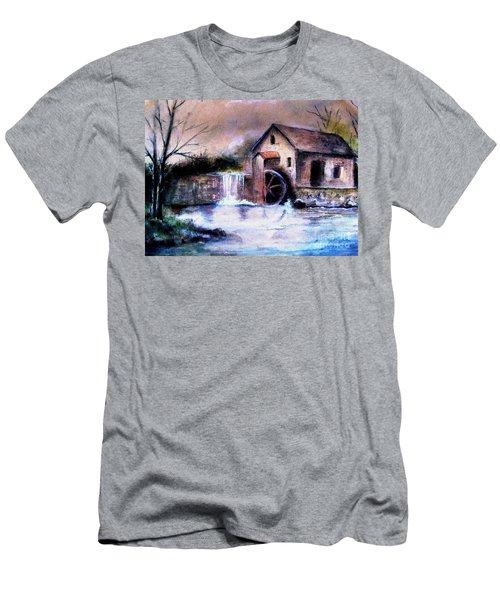 The Millstream Men's T-Shirt (Slim Fit) by Hazel Holland