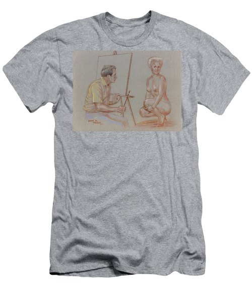 The Model Men's T-Shirt (Athletic Fit)