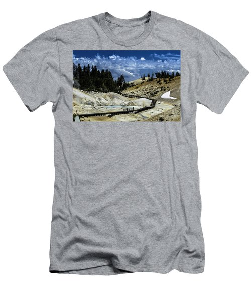 The Moment Ends Men's T-Shirt (Athletic Fit)