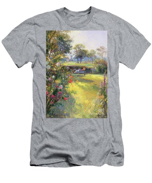 The Morning Letter Men's T-Shirt (Athletic Fit)