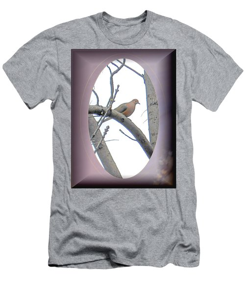 The Mourning Dove Men's T-Shirt (Athletic Fit)