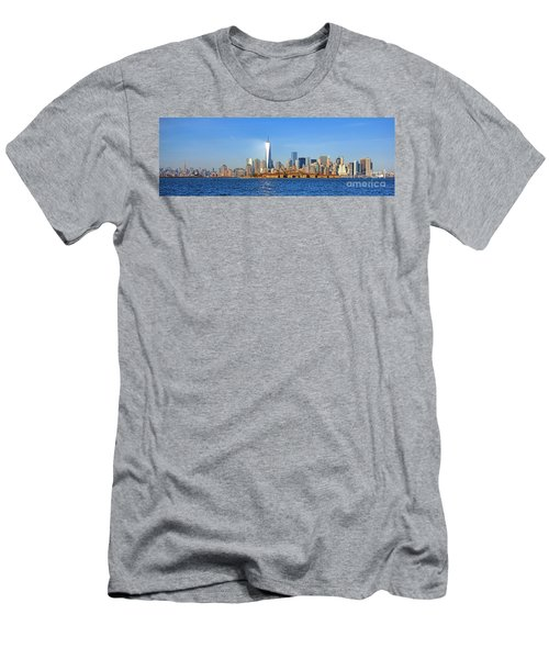 The New Manhattan Men's T-Shirt (Athletic Fit)