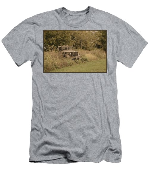 The Old Truck Men's T-Shirt (Athletic Fit)