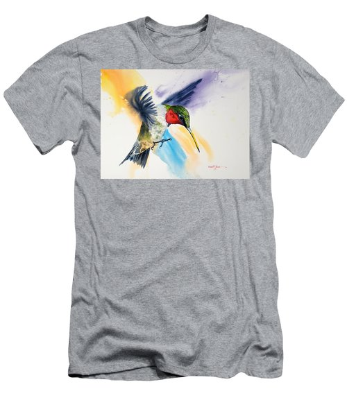 Da170 The Pollinator Daniel Adams Men's T-Shirt (Athletic Fit)