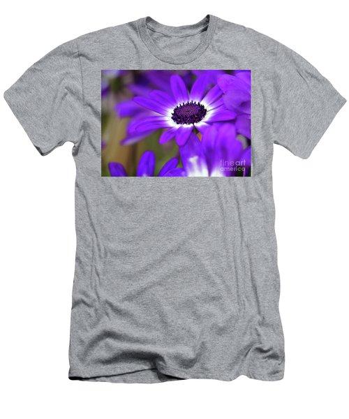 The Purple Daisy Men's T-Shirt (Athletic Fit)