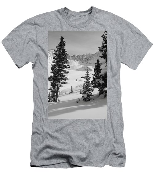 The Quiet Season Men's T-Shirt (Slim Fit) by Eric Glaser
