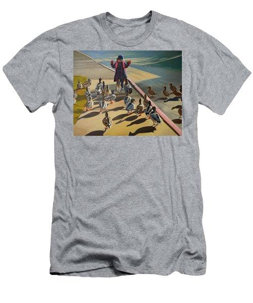 The Sidewalk Religion Men's T-Shirt (Athletic Fit)