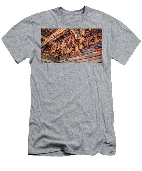 The Smokehouse Men's T-Shirt (Athletic Fit)