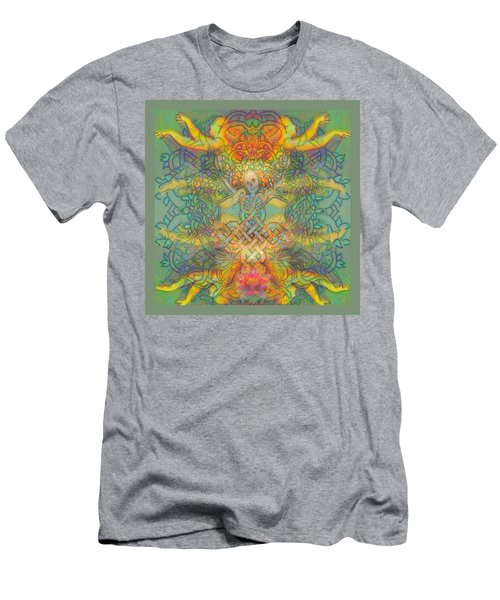 The Tree Of The Knowledge Of Good And Evil Men's T-Shirt (Athletic Fit)
