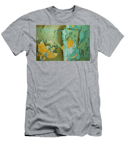 The Turtle And The Frog Men's T-Shirt (Athletic Fit)