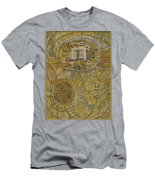 The Turtle Snake Men's T-Shirt (Athletic Fit)