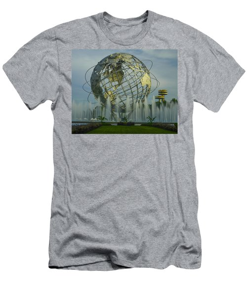 The Unisphere Men's T-Shirt (Athletic Fit)