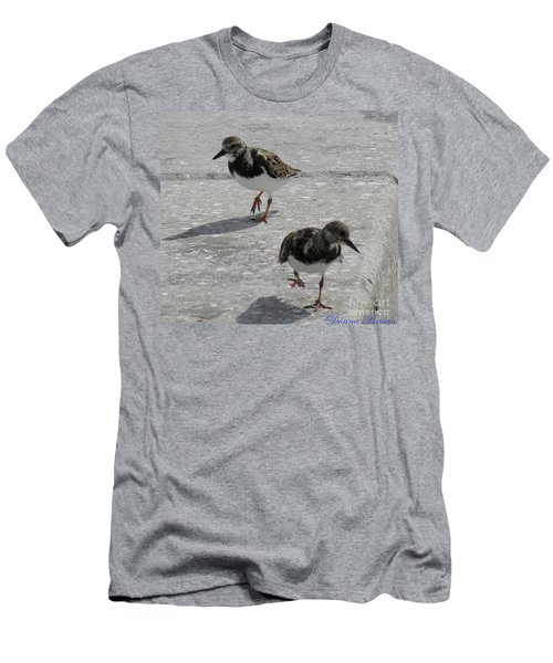 The Walk Men's T-Shirt (Athletic Fit)