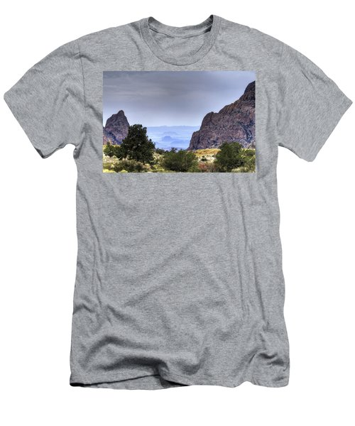 The Window View Men's T-Shirt (Athletic Fit)