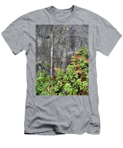 Men's T-Shirt (Slim Fit) featuring the photograph Thetis In Fall by Cheryl Hoyle