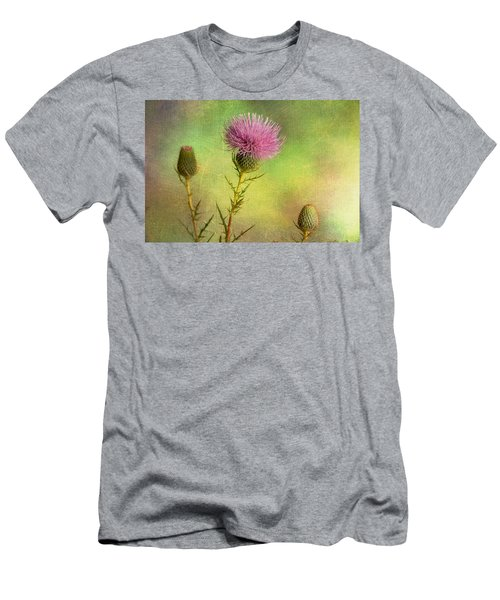 Thistle Men's T-Shirt (Athletic Fit)