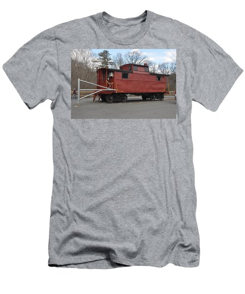 Thought Train Men's T-Shirt (Athletic Fit)