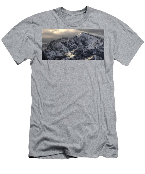 Thurston Peak Pano Men's T-Shirt (Athletic Fit)
