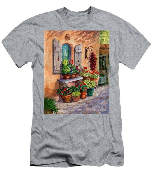 Tia Rosa's Place Men's T-Shirt (Athletic Fit)