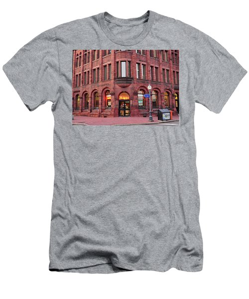 Tim Hortons Coffee Shop Men's T-Shirt (Athletic Fit)