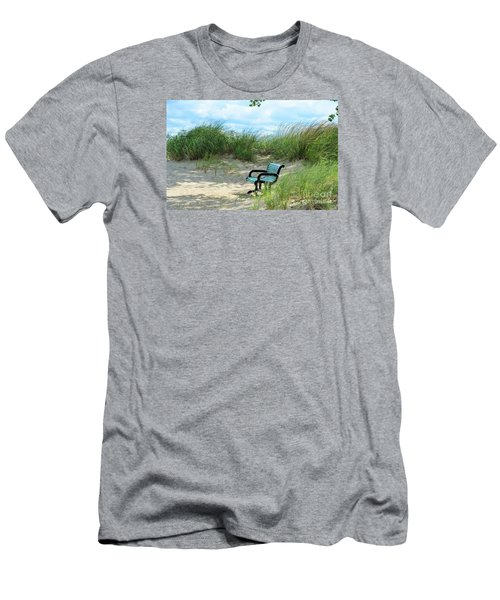 Time Out Men's T-Shirt (Athletic Fit)