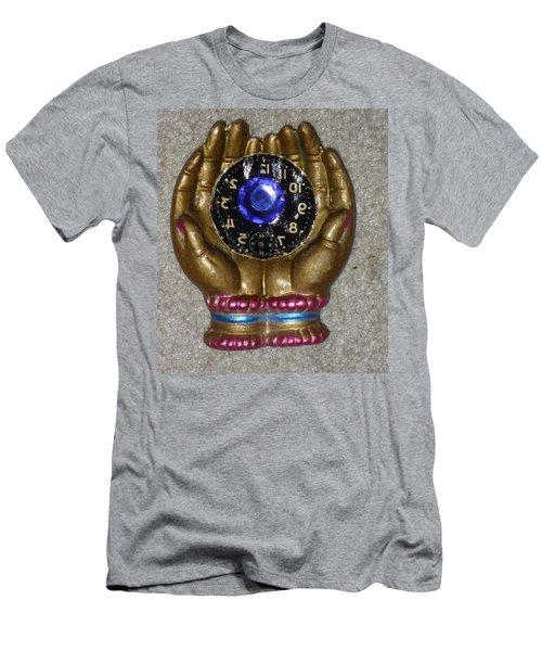 Timeless Hands Men's T-Shirt (Slim Fit) by Douglas Fromm
