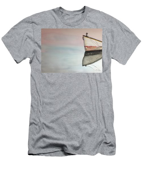 Tim's Ghost Men's T-Shirt (Athletic Fit)