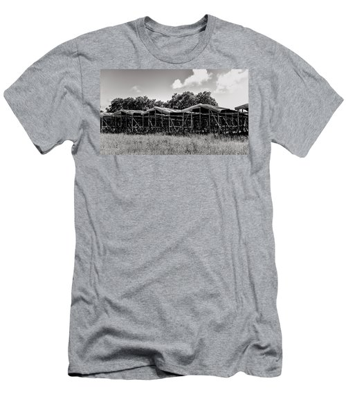 Tobacco House Men's T-Shirt (Athletic Fit)
