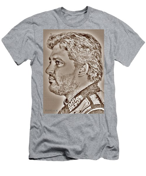 Tony Stewart In 2011 Men's T-Shirt (Athletic Fit)