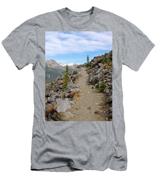 Trail To The Meadows Men's T-Shirt (Athletic Fit)
