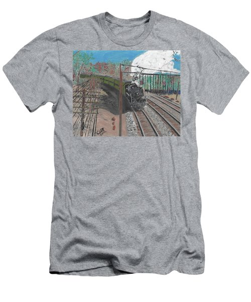 Train 641 Men's T-Shirt (Athletic Fit)