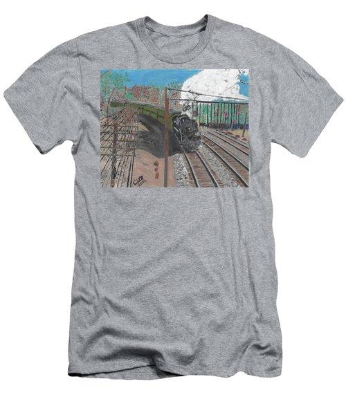 Train 641 Men's T-Shirt (Athletic Fit)