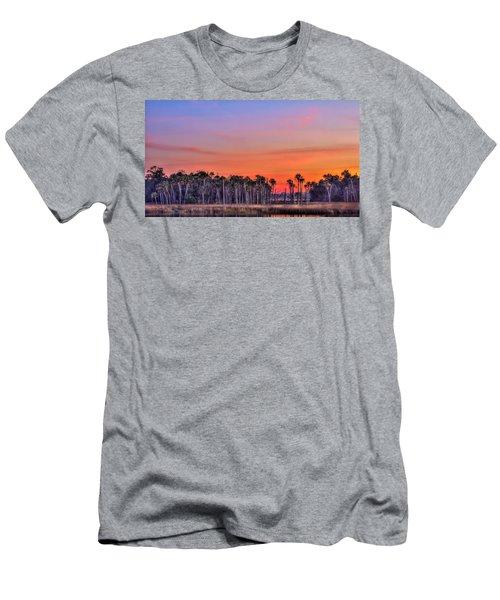 Tranquil Hammock Men's T-Shirt (Athletic Fit)