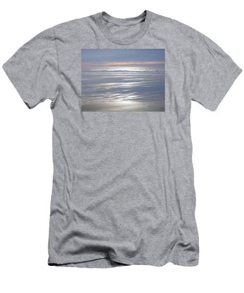 Tranquility Men's T-Shirt (Slim Fit) by Richard Brookes