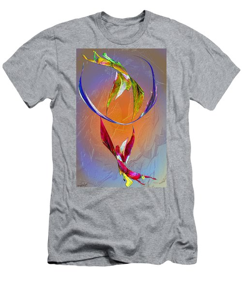 Trapeze Angels Men's T-Shirt (Athletic Fit)