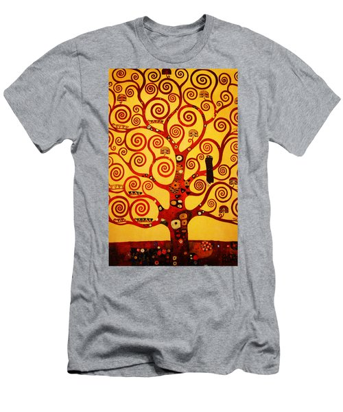 Tree Life Men's T-Shirt (Athletic Fit)