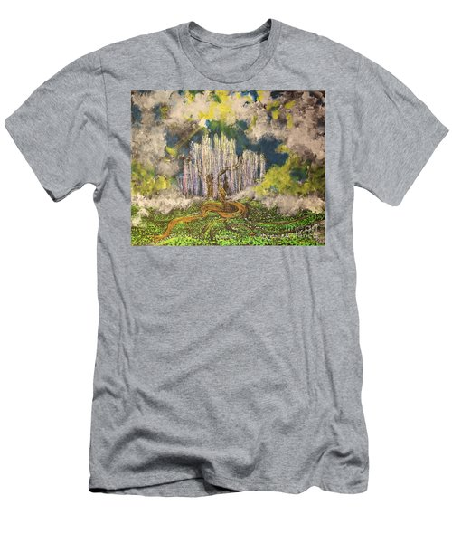 Tree Of Souls Men's T-Shirt (Athletic Fit)