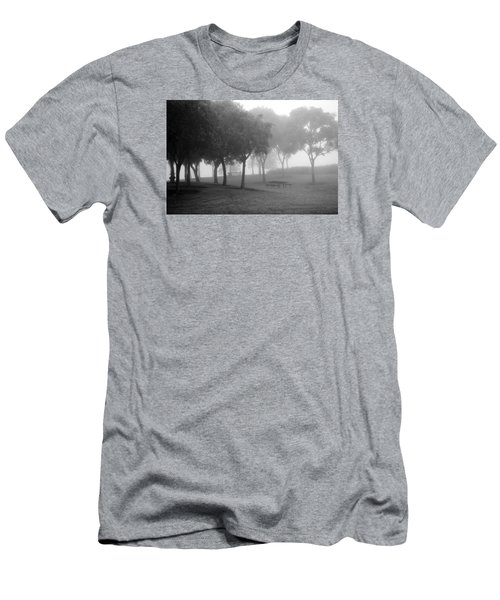 Trees In The Midst 3 Men's T-Shirt (Athletic Fit)
