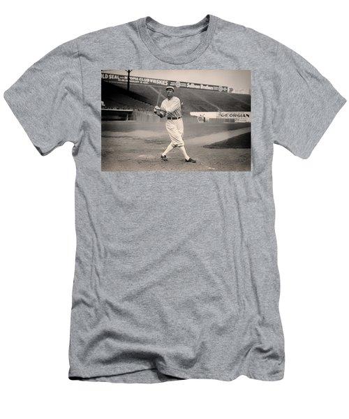 Tris Speaker Men's T-Shirt (Athletic Fit)