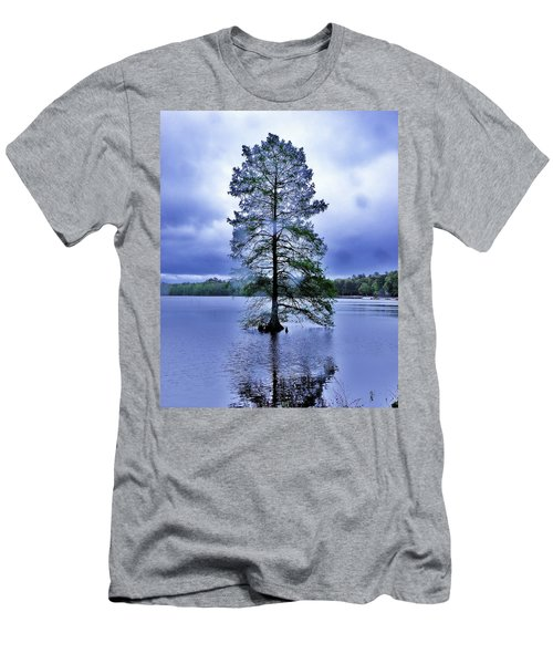 The Healing Tree - Trap Pond State Park Delaware Men's T-Shirt (Athletic Fit)