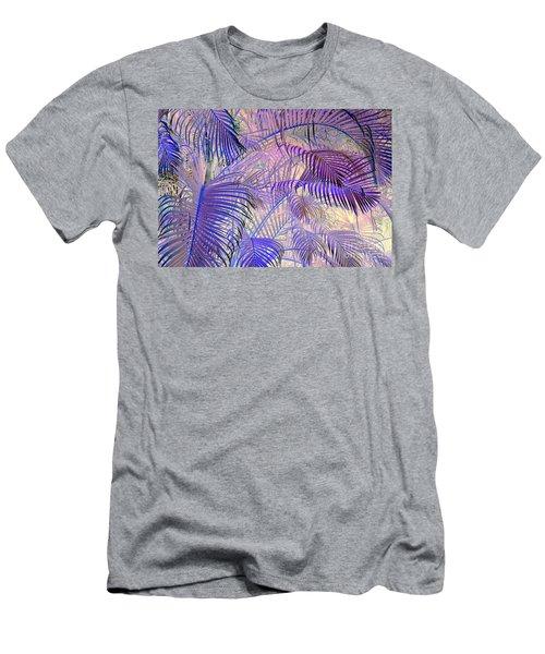 Tropical Embrace Men's T-Shirt (Athletic Fit)