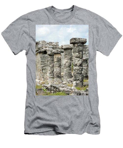 Tulum Men's T-Shirt (Slim Fit) by Silvia Bruno