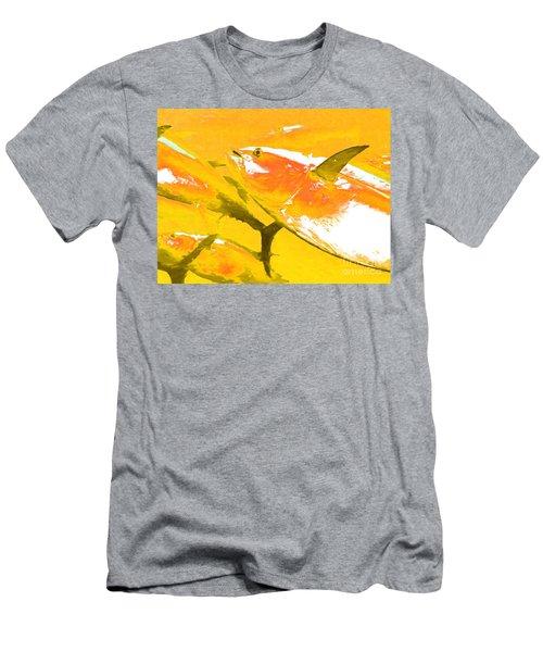 Tuna Fish M54 Men's T-Shirt (Athletic Fit)