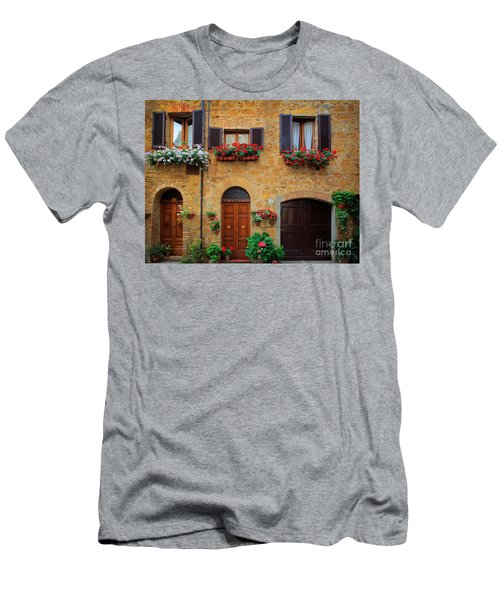 Tuscan Homes Men's T-Shirt (Athletic Fit)
